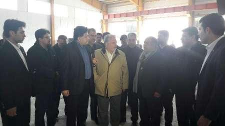 ترکان: جذابيت ارس نسبت به تمام مناطق آزاد کشور استثنايي است