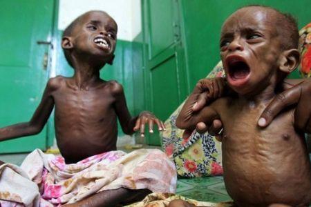 بيش از يک ميليون نفر در سومالي با خطر گرسنگي مواجه هستند