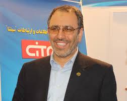 انتخاب وحيدصدوقي مجددا بعنوان مديرعامل همراه اول