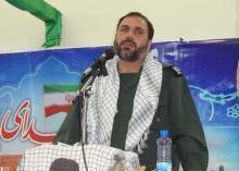 سردار نوراللهی:رفاقت و شراکت با آمریکای ظالم کیاست و سیاست نیست بلکه حماقت است