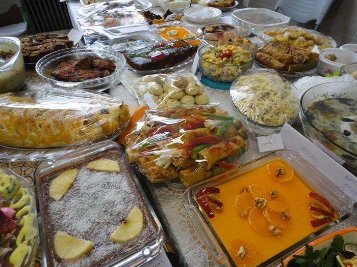 طرز تزیین لواشک شرکت بازرگانی | غذای ایرانی ساده با مرغ - شرکت بازرگانی