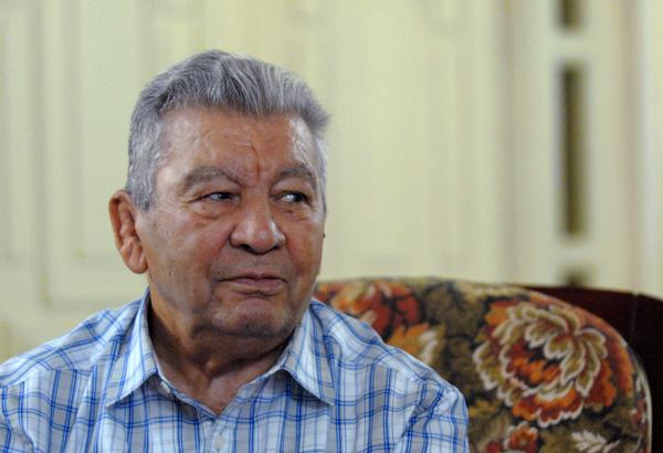 محمود ملاقاسمي: کشتي با حضور خادم، مسير درستي را طي مي کند