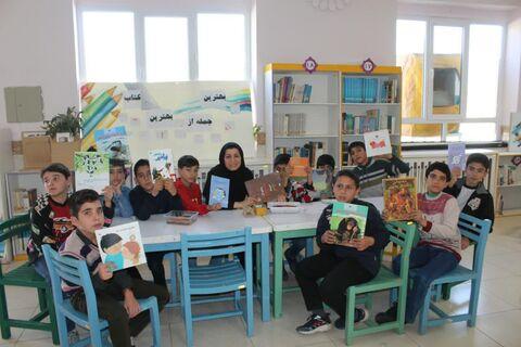 برگزاری هفتهی کتاب جمهوری اسلامی در مراکز کانون